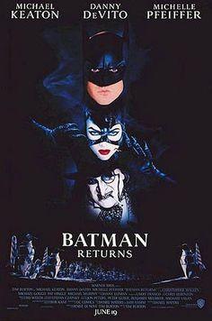 Бэтмен возвращается смотреть онлайн в хорошем качестве