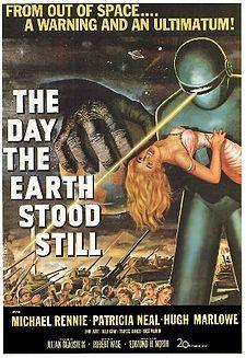 День, когда Земля остановилась смотреть онлайн в хорошем качестве