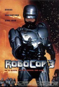 Робокоп 3 смотреть онлайн в хорошем качестве