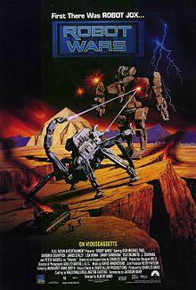 Войны роботов: Робот Джокс 2 смотреть онлайн в хорошем качестве
