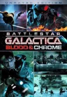 Звёздный крейсер Галактика: Кровь и Хром смотреть онлайн в хорошем качестве