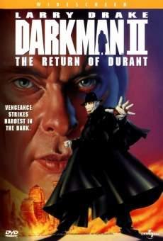 Человек тьмы 2: Возвращение Дюранта смотреть онлайн в хорошем качестве