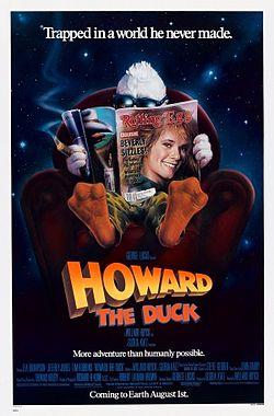 Говард-утка смотреть онлайн в хорошем качестве