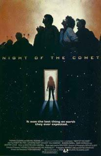 Ночь кометы смотреть онлайн в хорошем качестве