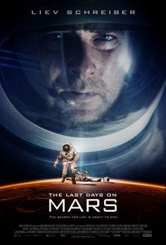 Последние дни на Марсе смотреть онлайн в хорошем качестве