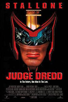Судья Дредд 1995 смотреть онлайн в хорошем качестве