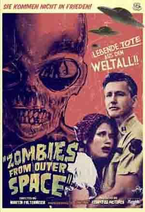 Зомби из открытого космоса смотреть онлайн в хорошем качестве
